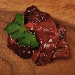 Delicious beef liver