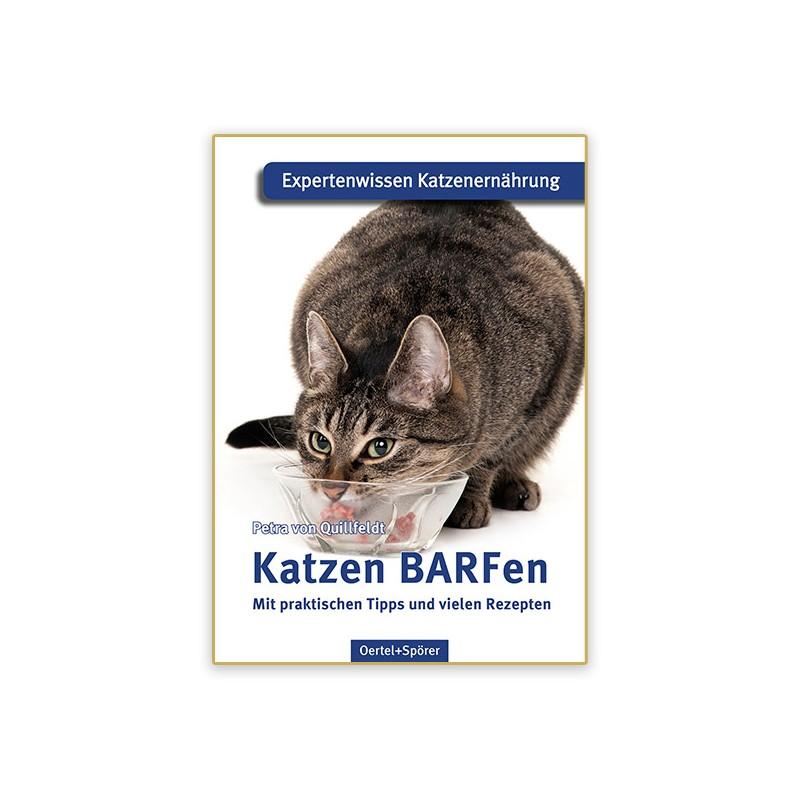 Katzen BARFen (Buch)