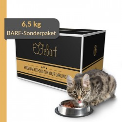 BARF-Sonderpaket für Katzen