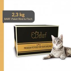 BARF-Paket Rind & Fisch