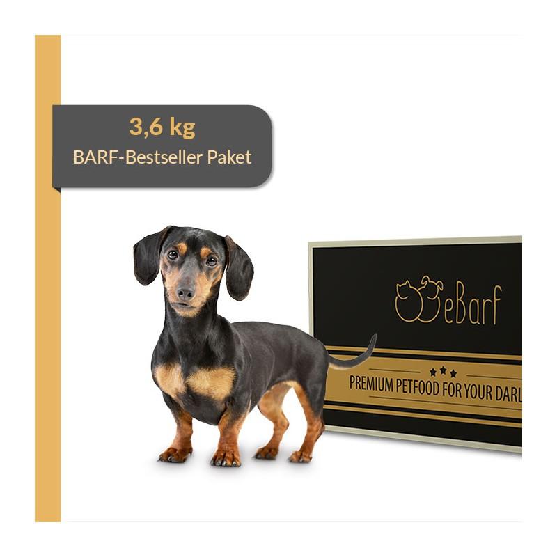 BARF-Bestseller Paket für Hunde