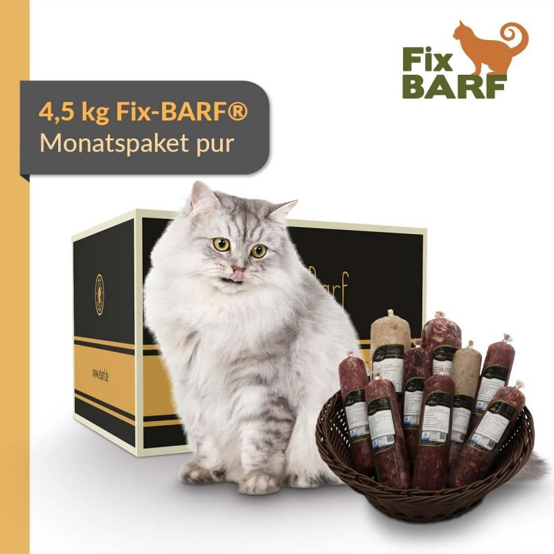 Fix-BARF® pur Monatspaket