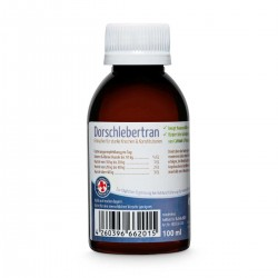 Dorschlebertran, 100 ml