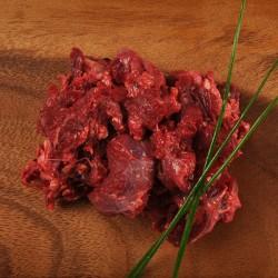 Rinderhalsfleisch natur
